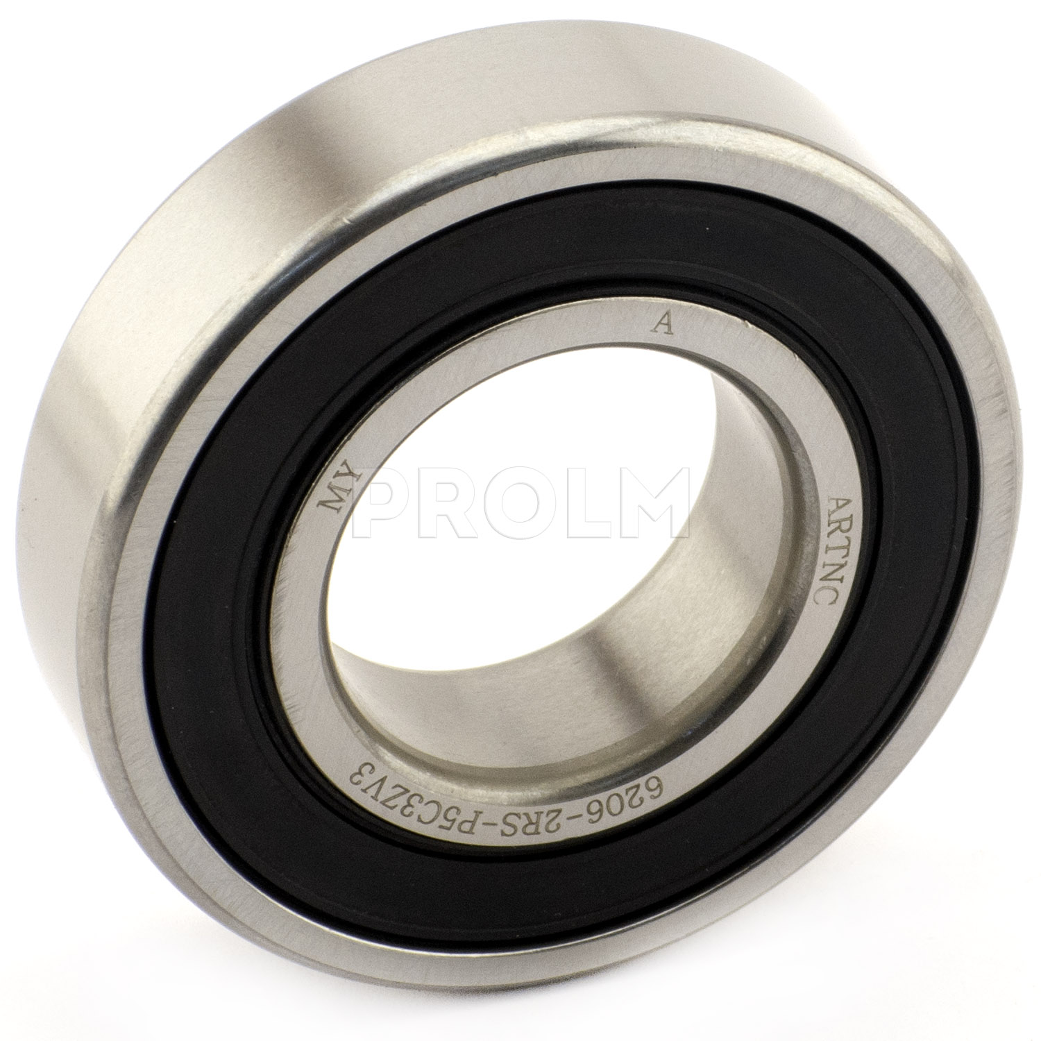 Ball bearing Radial deep groove  ArtNC 6206-2RS-P5-C3-ZV3