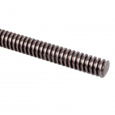 Trapezoidal screw TR16x4x3000